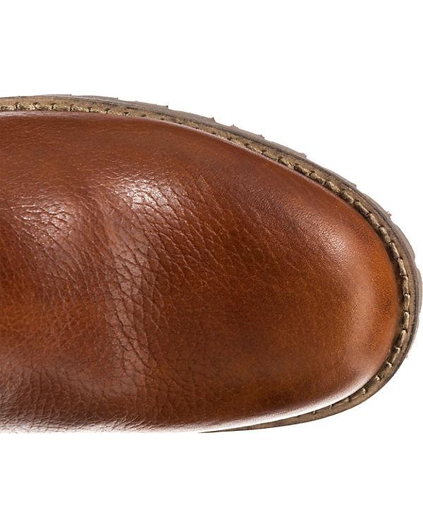 JOLANA & FENENA, Klassische Stiefel, braun braun Stiefel, fa2d52
