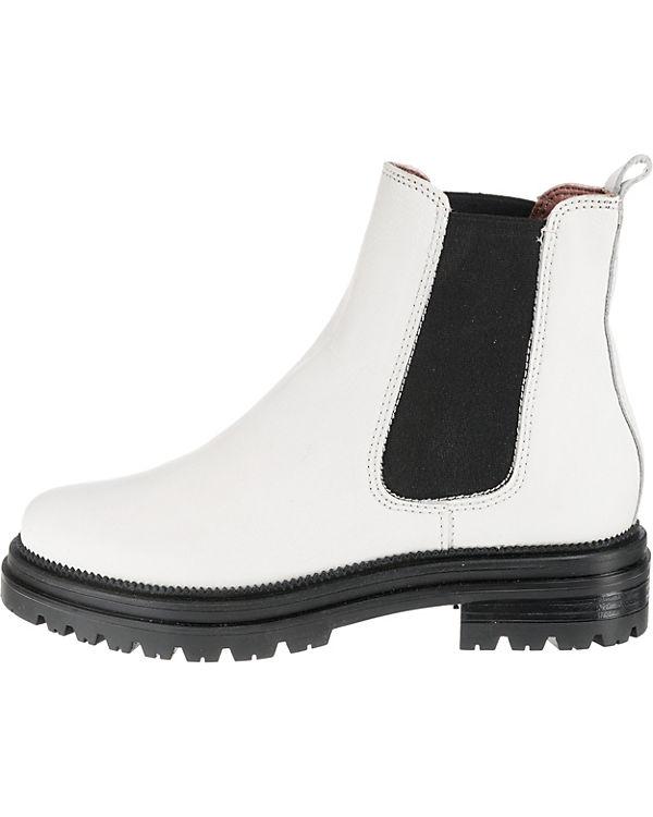 JOLANA & FENENA, Chelsea Boots, weiß weiß Boots, 2f4d7d