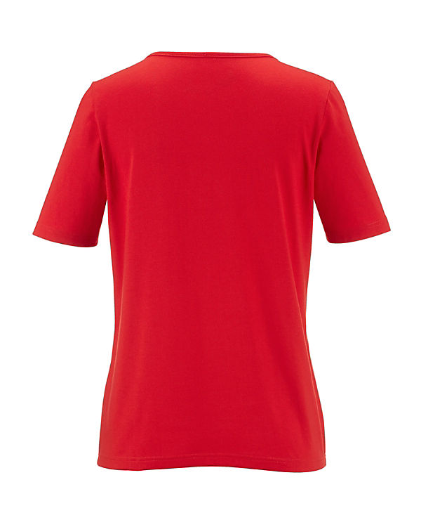 Paola Shirt T T Shirt rot Paola gwxPTzEq6