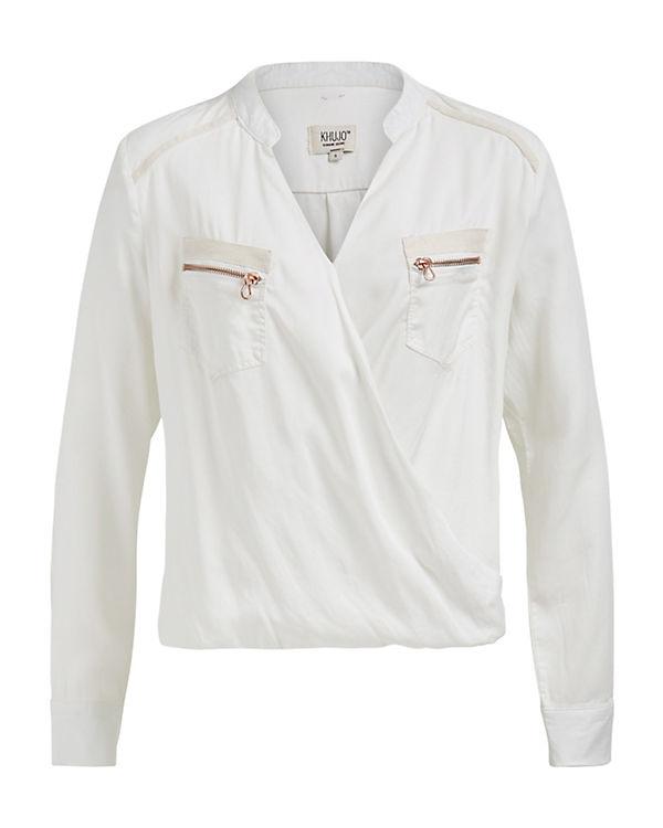 weiß Khujo Shirt MALENA Khujo Shirt qP8wpR