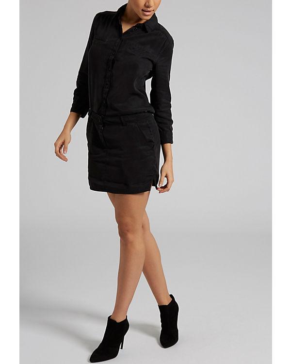 Billig Verkauf Verkauf Schnelle Lieferung Zu Verkaufen Khujo Kleid ANNELI schwarz Auslass Eastbay NmH8fPQW