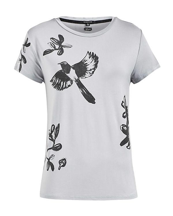 IDOMA grau Shirt Khujo Khujo Shirt wST78q