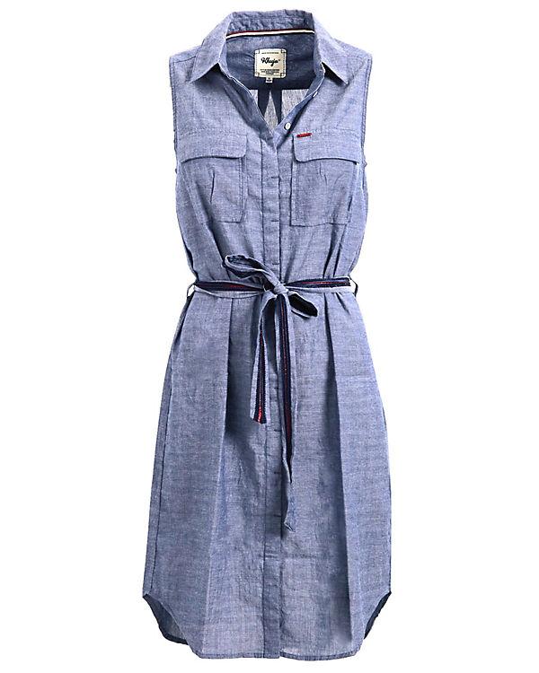 Khujo blau Kleid Khujo ZALA Khujo Kleid ZALA Kleid blau blau ZALA wwgqP