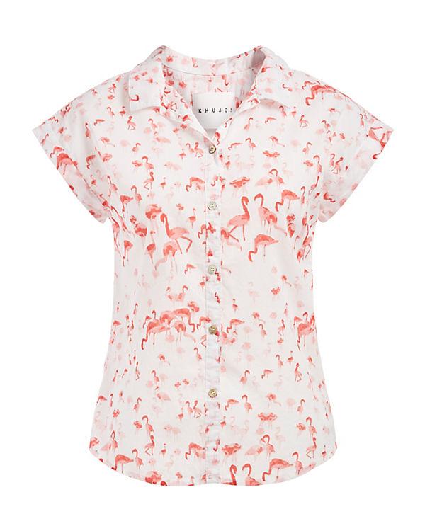 Shirt Khujo rosa ODETTE Khujo Shirt ODETTE ztvq11
