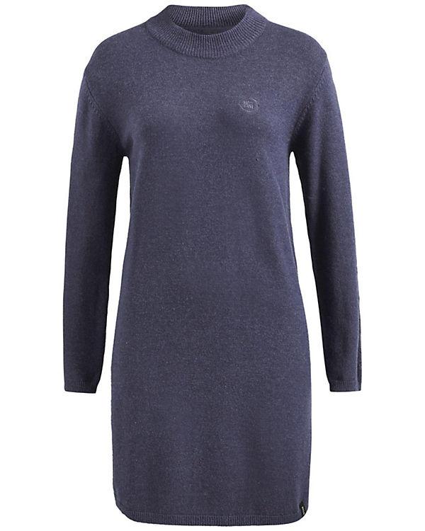 Khujo Kleid VELIA blau