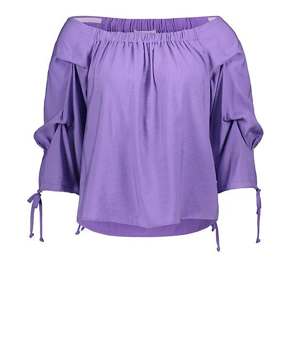 Betty & Co Bluse lila