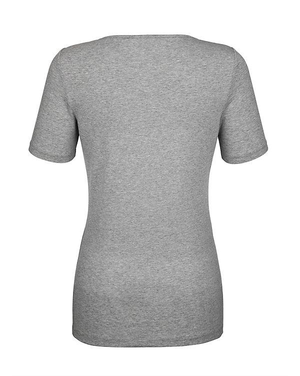 T Shirt Amy T Vermont grau Shirt Amy Vermont w7XqWUS