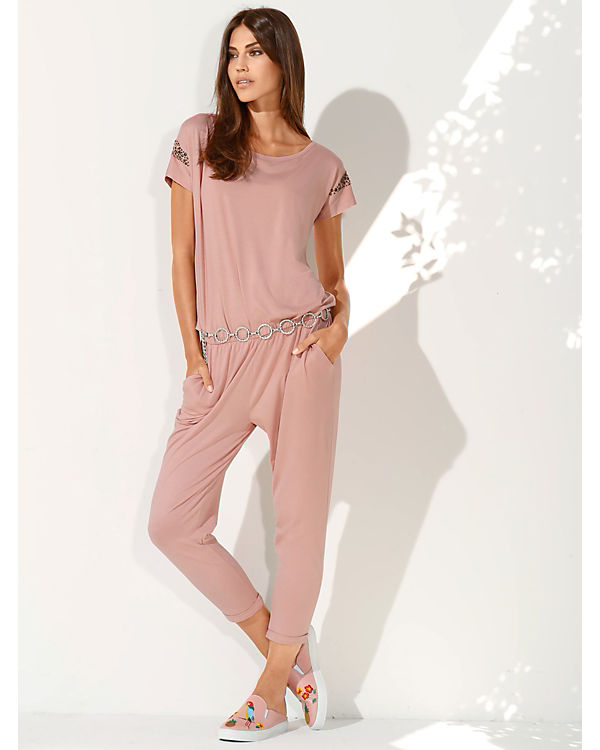 Vermont rosa Jumpsuit rosa Jumpsuit Vermont Amy Vermont Amy Amy x0In75Cnqw