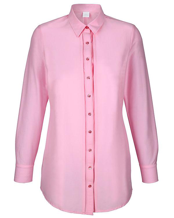 Alba Moda Bluse rosa