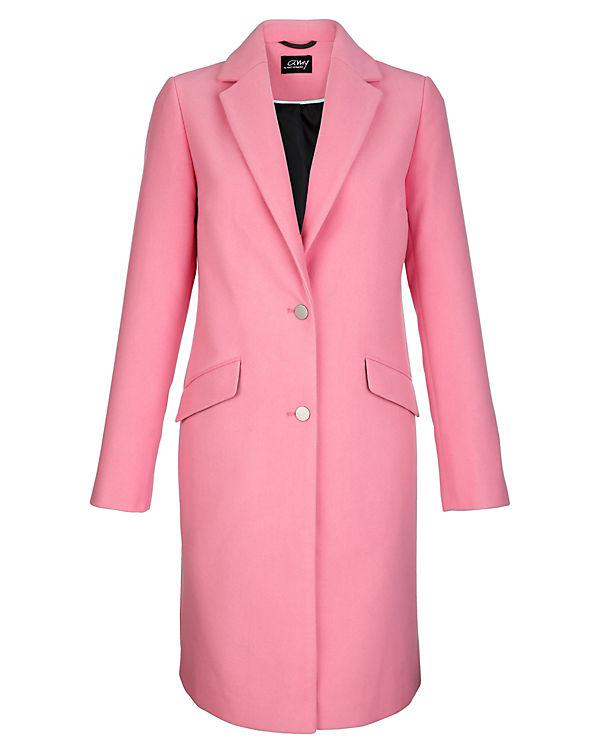 Amy Vermont Mantel rosa