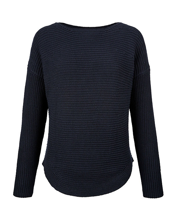Moda Alba Alba Moda Pullover blau 4xzHPn