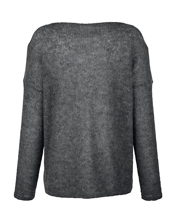 Pullover Moda Alba grau Alba Moda Pullover ftIfw