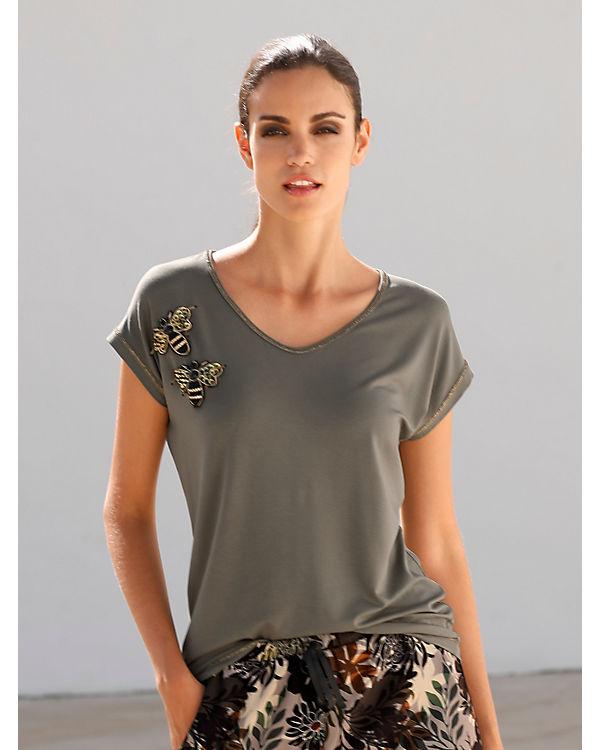 Vermont Shirt T Shirt Vermont Amy Vermont grün Amy Amy T grün AwqBW1t0