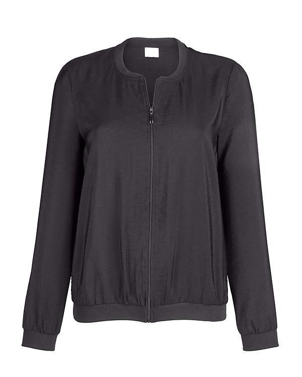 Alba Moda Bluse schwarz