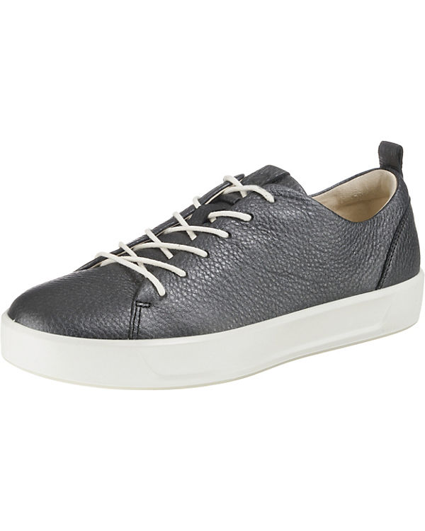 ecco L Soft 8 Sneakers schwarz Low TrTSEwq