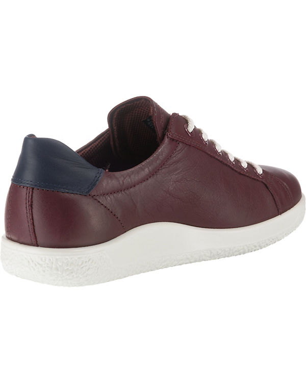 ecco, Soft 1 Sneakers L  Sneakers 1 Low, rot bc5654