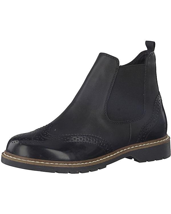 0dfd75f2606f s.Oliver, Chelsea Boots, schwarz   ambellis