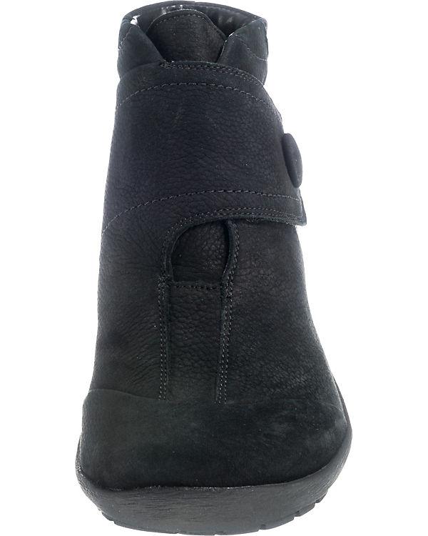 WALDLÄUFER Klassische Klassische WALDLÄUFER schwarz schwarz WALDLÄUFER Klassische Stiefeletten Stiefeletten XHqxHF6w