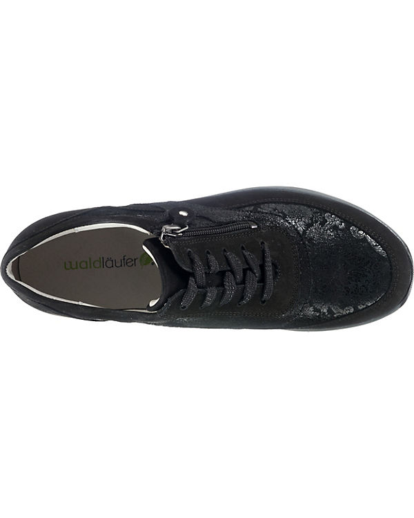 WALDLÄUFER WALDLÄUFER WALDLÄUFER schwarz Schnürschuhe Schnürschuhe schwarz Schnürschuhe schwarz schwarz WALDLÄUFER WALDLÄUFER Schnürschuhe xAZcqBwSz