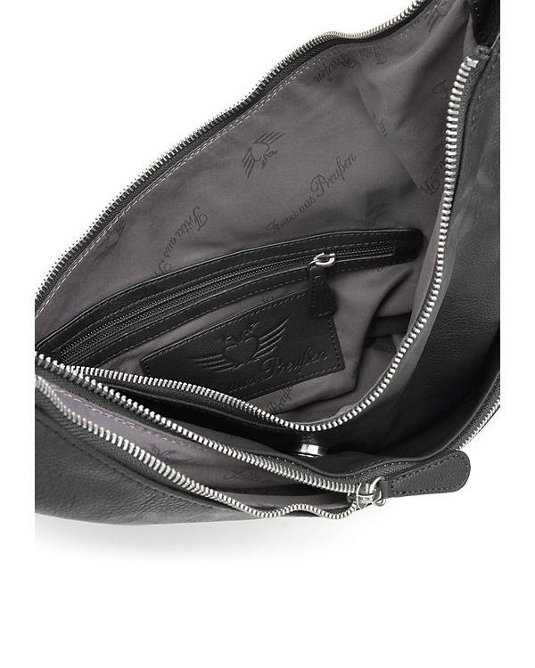 Preu脽en schwarz SADDLE Preu脽en Handtaschen OPHELIA SADDLE aus Fritzi Handtaschen Fritzi schwarz OPHELIA aus ZUw6xFq