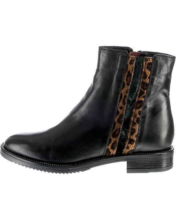 Boots MJUS Chelsea kombi Chelsea MJUS schwarz Boots schwarz wPCXZq