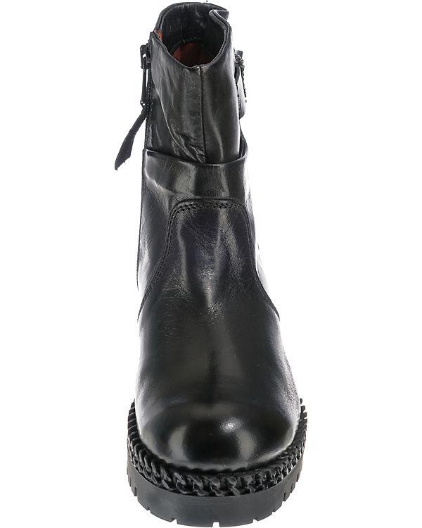 schwarz MJUS Klassische MJUS Stiefeletten Stiefeletten Klassische wpXpqBEH