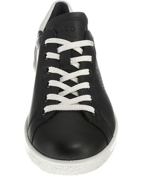 ecco, Sneakers Soft 1 L  Sneakers ecco, Low, schwarz bc920e