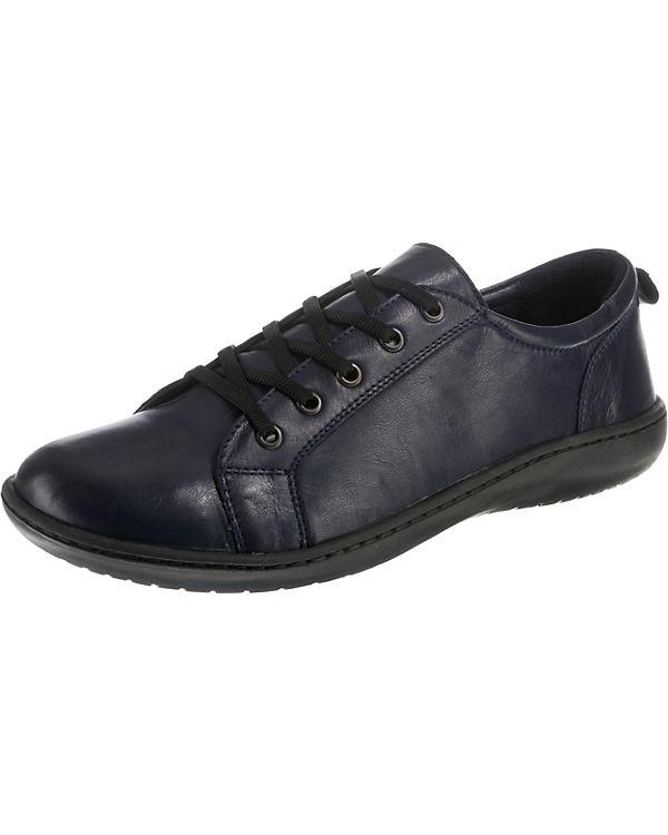 Low Andrea Low Conti Sneakers dunkelblau Sneakers Andrea Conti Andrea dunkelblau vwIUqXf