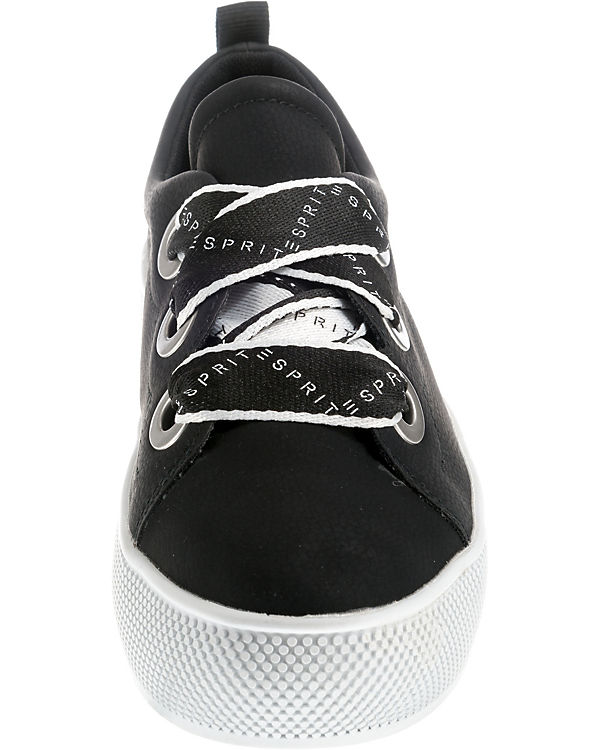 LU Sneakers ESPRIT schwarz Barbie Low nW7OacH7