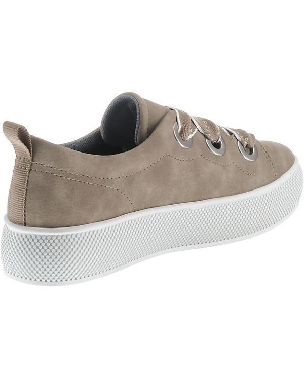 ESPRIT, Barbie LU Sneakers Sneakers LU Low, braun 9911ba