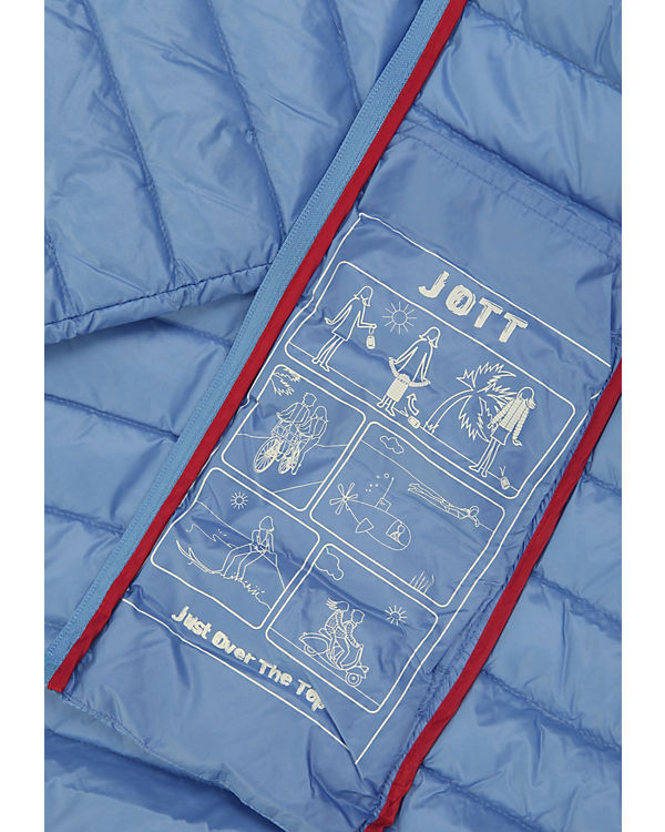Winterjacke JOTT Winterjacke JOTT blau blau wtPtXx4nq