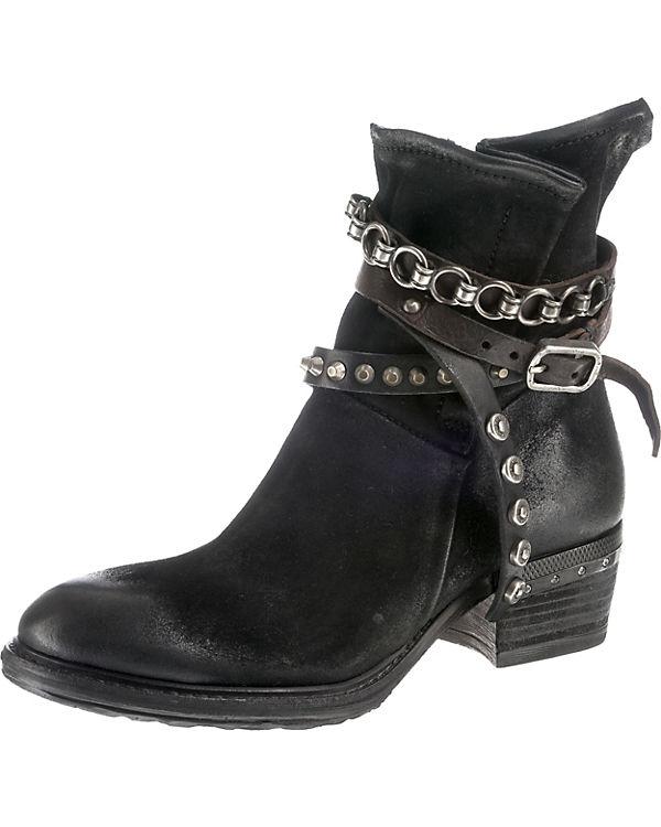 A 98 S schwarz Stiefeletten Klassische 11rqv