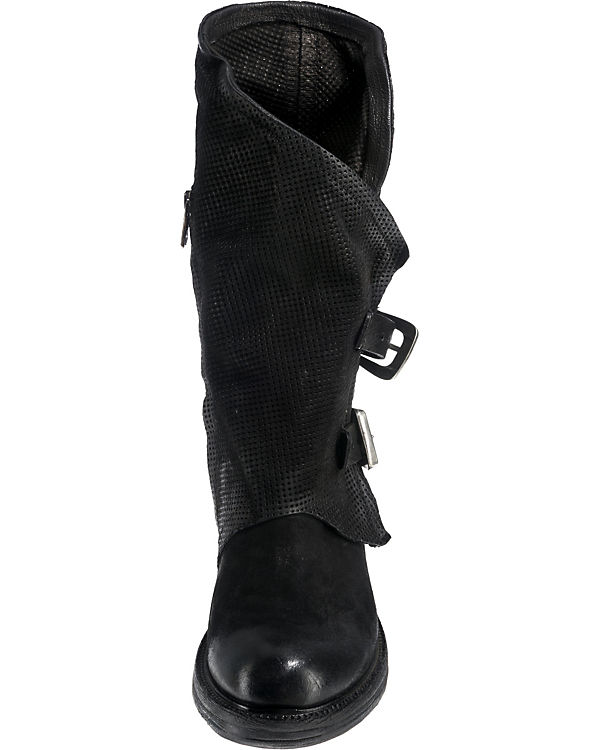 98 schwarz Stiefeletten A S Klassische 1PqZZ0