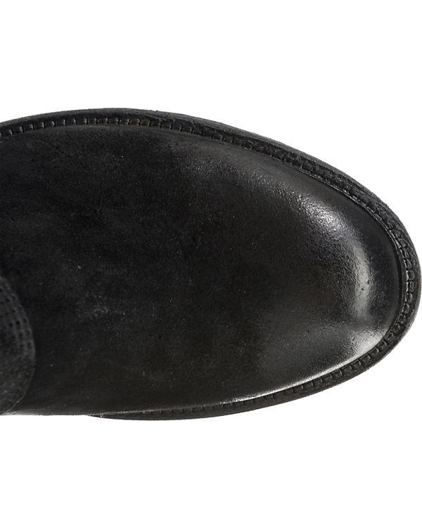 S A 98 schwarz Stiefeletten Klassische 61q1g