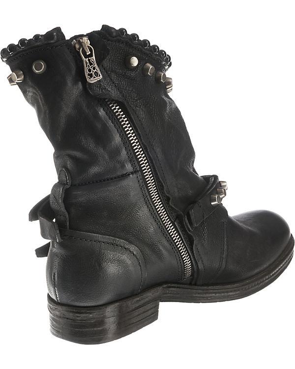 98 schwarz Stiefeletten S A Klassische 8wTFx5qTZ