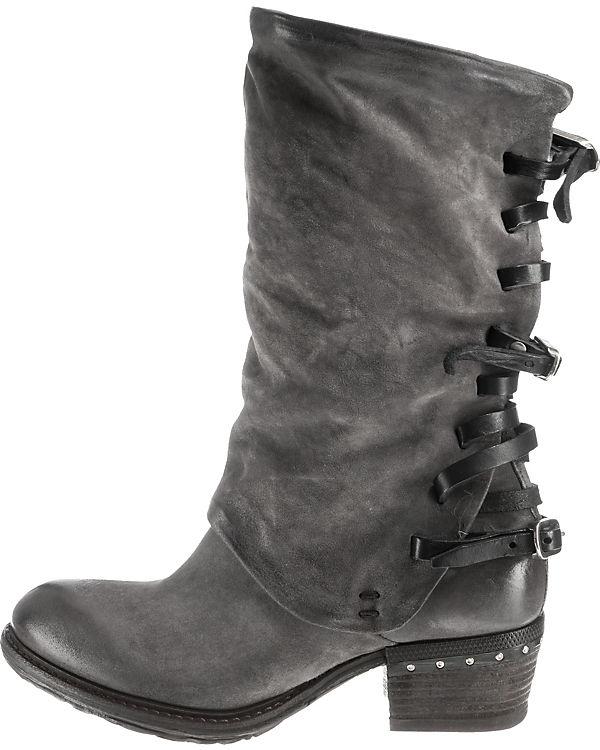 S Klassische Stiefel 98 A grau Agdnxw66q