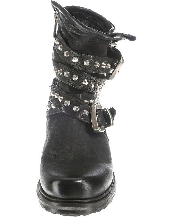 S Klassische schwarz Stiefeletten A 98 8Xq1nqwf