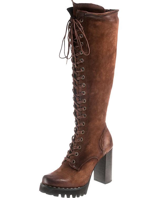 Klassische Stiefel braun 98 A S aqRA8wxn7