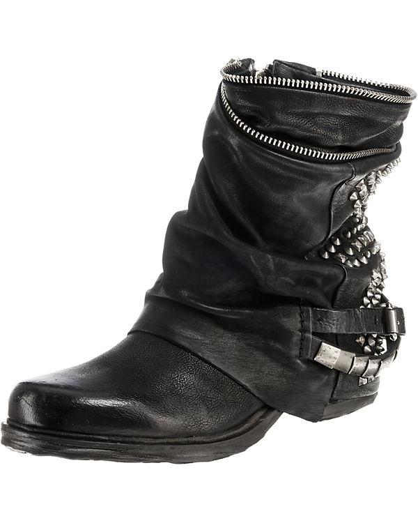 schwarz A S Klassische 98 Stiefeletten wzIpzqrx