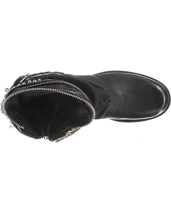 A 98 S schwarz Stiefeletten Klassische YOYwr