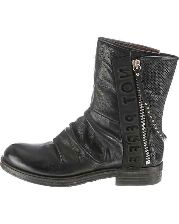 Klassische S 98 A Stiefeletten schwarz xTSYE
