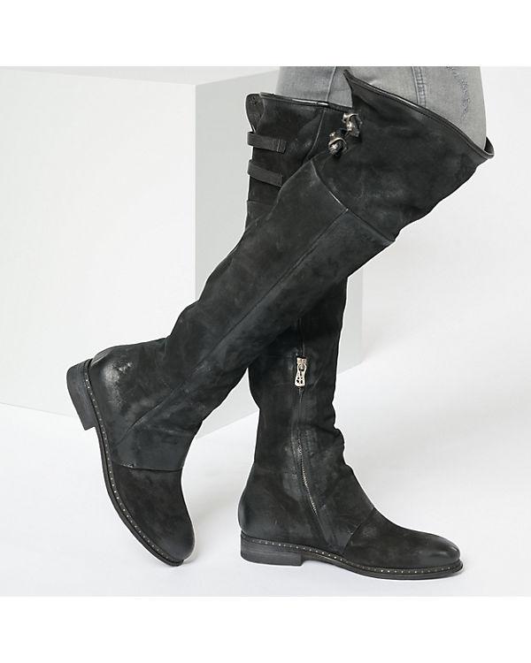 A Overknee S Stiefel schwarz 98 rqrUwS