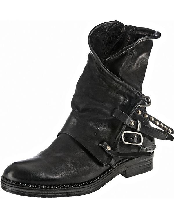 Klassische A schwarz S 98 Stiefeletten 8OpnUqZ