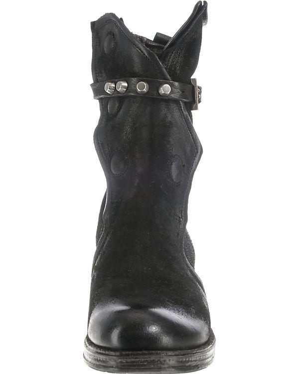 Stiefeletten schwarz 98 S A Klassische 7xwgtIq
