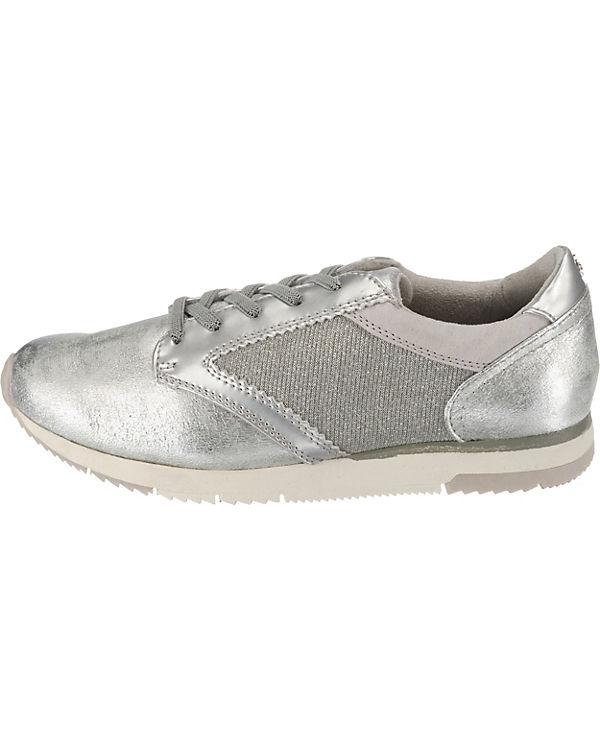 Sneakers Low silber Tamaris Tamaris Sneakers Sneakers Low Low silber Tamaris silber Tamaris Sneakers x66Yw