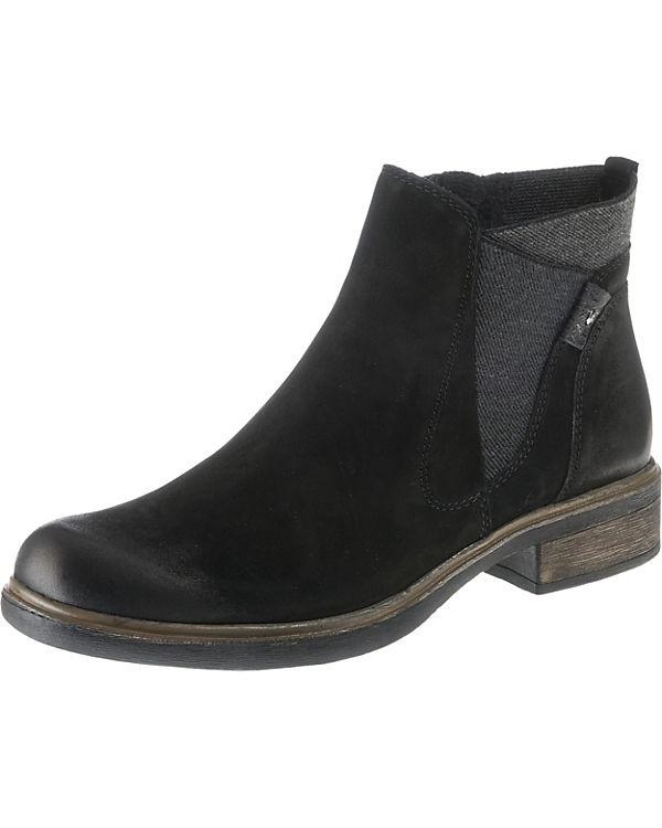 schwarz Boots Chelsea Chelsea Tamaris Tamaris schwarz Tamaris Boots 55wzrF8
