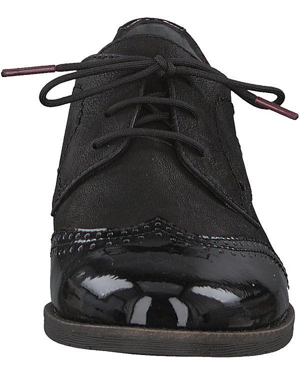 Tamaris schwarz schwarz Schnürschuhe schwarz Schnürschuhe Tamaris Schnürschuhe Tamaris schwarz Tamaris Schnürschuhe A6qBSp8