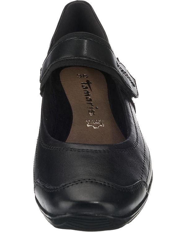 Tamaris Komfort Ballerinas schwarz Tamaris schwarz Ballerinas Komfort Tamaris Komfort 5TqHwwPx