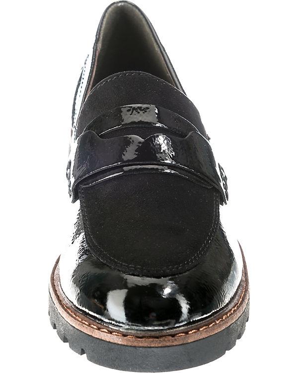 schwarz Tamaris Loafers Loafers Loafers Tamaris schwarz kombi schwarz kombi Tamaris Tamaris kombi AHqwFxE