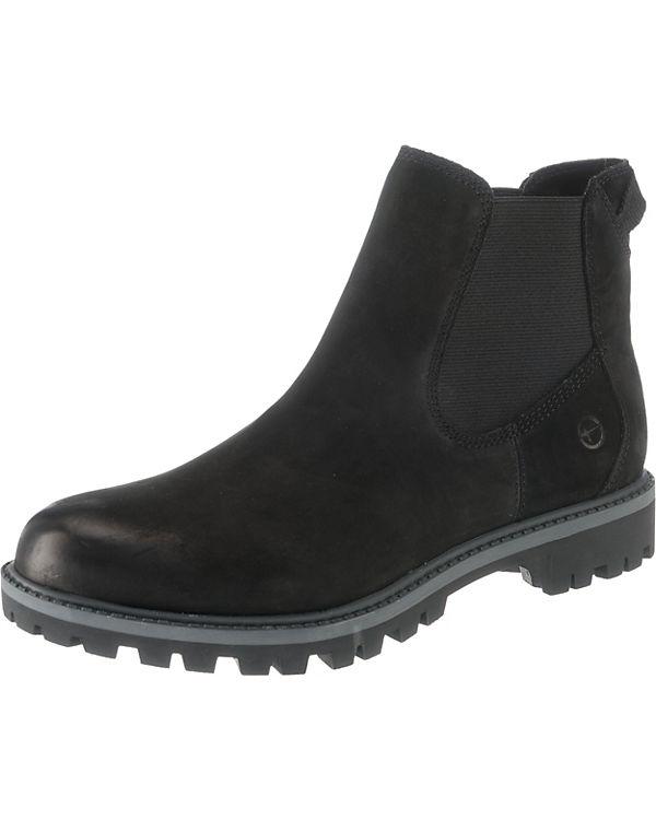schwarz Chelsea Tamaris Boots Chelsea Tamaris zwqRIvZ